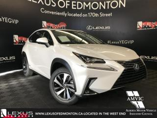 Used 2018 Lexus NX 300h DEMO UNIT - EXECUTIVE PACKAGE for sale in Edmonton, AB