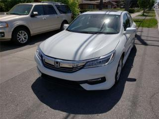 Used 2017 Honda Accord 4dr V6 Auto Touring for sale in Toronto, ON