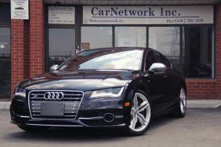 Used 2014 Audi S7 for sale in Woodbridge, ON