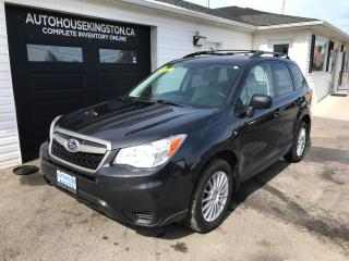 Used 2014 Subaru Forester i for sale in Kingston, ON