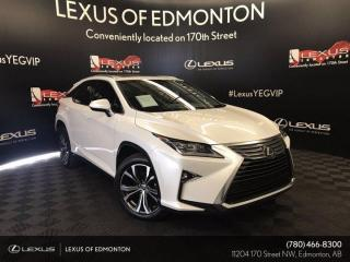 Used 2018 Lexus RX 350 Luxury Package for sale in Edmonton, AB