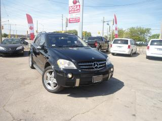 Used 2007 Mercedes-Benz ML63 AMG 6.2L for sale in Oakville, ON