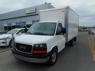 Used 2017 GMC Savana 2500/cube 14 Pieds for sale in Blainville, QC