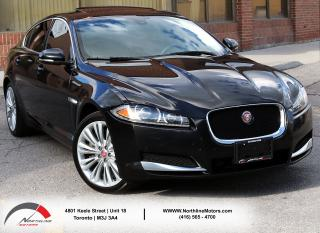 Used 2014 Jaguar XF AWD|Navigation|BSM|Backup Camera|Sunroof for sale in North York, ON