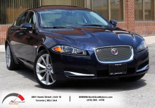 Used 2015 Jaguar XF Luxury|3.0 SPORT|Navigation|Backup Camera|Sunroof for sale in North York, ON
