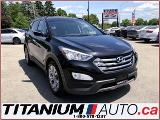 Used 2014 Hyundai Santa Fe Limited+AWD+GPS+Camera+2.0L+Cooled Leather+Pano Ro for sale in London, ON