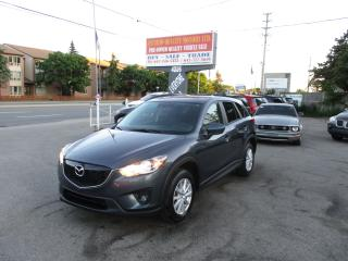 Used 2013 Mazda CX-5 GT,sunroof,-Rearview Camera for sale in Scarborough, ON