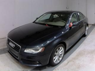 Used 2012 Audi A4 2.0T PREMIUM for sale in Scarborough, ON