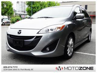 Used 2013 Mazda MAZDA5 GT for sale in Port Moody, BC