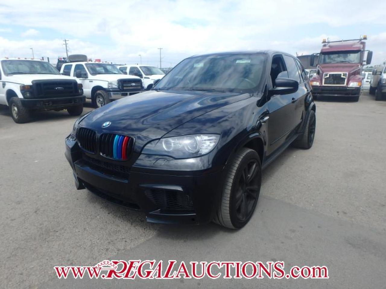 Photo of Black 2010 BMW X5 M 4D UTILITY AWD 4.4L