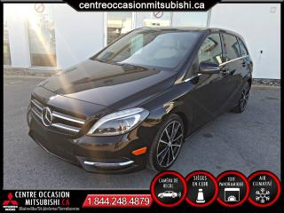 Used 2014 Mercedes-Benz B-Class SPORT TOURER for sale in Blainville, QC