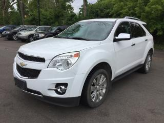 Used 2010 Chevrolet EQUINOX LTZ * AWD * LEATHER * REAR CAM * SUNROOF * BLUETOOTH for sale in London, ON
