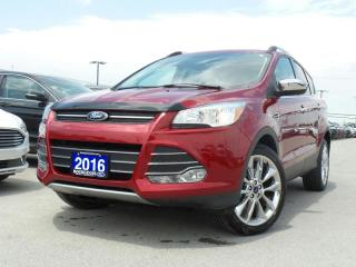 Used 2016 Ford Escape SE 1.6L 4CYL for sale in Midland, ON
