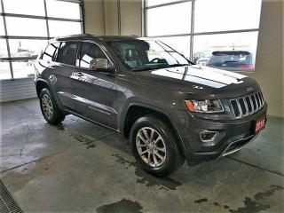 Used 2016 Jeep Grand Cherokee Limited for sale in Listowel, ON