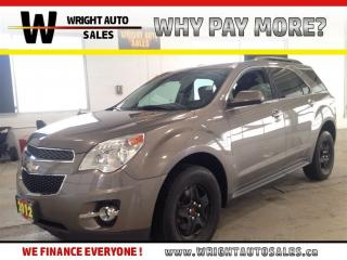 Used 2012 Chevrolet Equinox 2LT|BACKUP CAMERA|BLUETOOTH|125,432 KMS for sale in Cambridge, ON