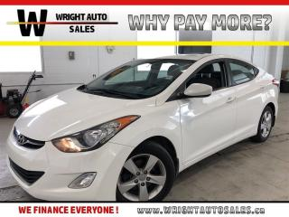 Used 2013 Hyundai Elantra GLS|SUNROOF|BLUETOOTH|LOW MILEAGE|66,353 KMS for sale in Cambridge, ON