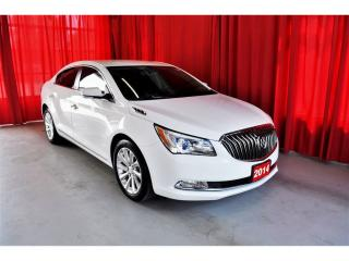 Used 2014 Buick LaCrosse CXL | Leather | V6 for sale in Listowel, ON