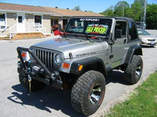 Used 2001 Jeep TJ Sport 4x4 **HARD&SOFT TOP** for sale in Smiths Falls, ON