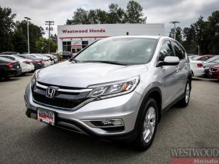 Used 2015 Honda CR-V EX-L - Certified Superior Warranty til 2023 for sale in Port Moody, BC
