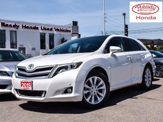 Used 2015 Toyota Venza Limited AWD - Pano Roof - Navigation - Leather for sale in Mississauga, ON