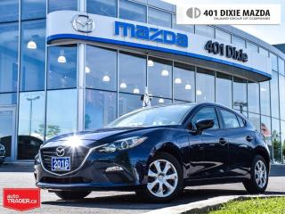 Used 2016 Mazda MAZDA3 Sport GX at,1.9% FINANCE AVAILABLE, REAR-VIEW CAMERA for sale in Mississauga, ON