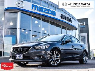 Used 2015 Mazda MAZDA6 GT-TECH, ONEOWNER,NOACCIDENTS,1.9%FINANCEAVAILABLE for sale in Mississauga, ON
