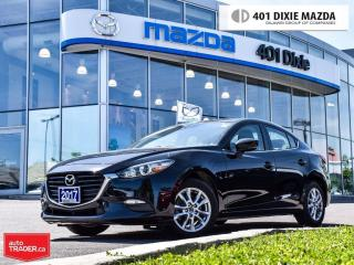 Used 2017 Mazda MAZDA3 GS,1.9% FINANCE AVAILABLE, ONE OWNER, NO ACCIDENTS for sale in Mississauga, ON