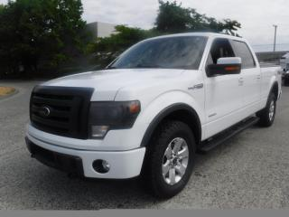 Used 2014 Ford F-150 FX4 SuperCrew  4WD Eco boost for sale in Burnaby, BC