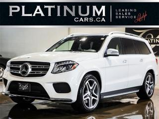 Used 2017 Mercedes-Benz GLS GLS450 4MATIC, 7 PASSENGER, AMG SPORT, NAVI, PANO GLS for sale in North York, ON