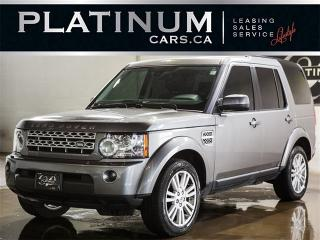 Used 2011 Land Rover LR4 HSE, 7 PASSENGER, NAVI, PANO, CAM, LEATHER for sale in North York, ON