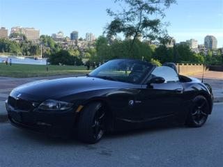 Used 2006 BMW Z4 6SP MANUAL,NO ACCIDENT,LOW KM for sale in Vancouver, BC