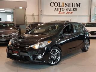 Used 2014 Kia Forte5 1.6L SX **ROOF-CAMERA-HEATED SEATS** for sale in York, ON