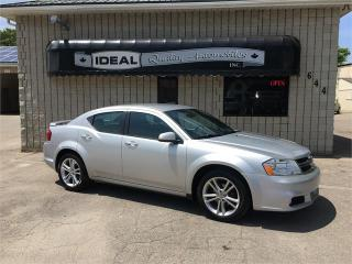 Used 2011 Dodge Avenger SXT for sale in Mount Brydges, ON