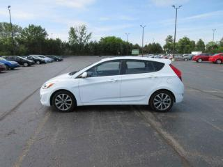 Used 2016 Hyundai ACCENT GLS FWD for sale in Cayuga, ON