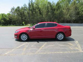 Used 2014 Kia Optima EX FWD for sale in Cayuga, ON