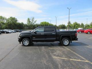 Used 2016 GMC SIERRA 1500 SLE CREW CAB 4X4 for sale in Cayuga, ON
