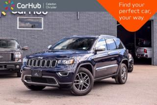 Used 2017 Jeep Grand Cherokee Limited for sale in Bolton, ON