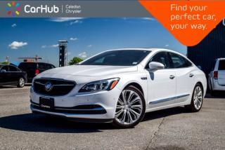 Used 2017 Buick LaCrosse Premium|AWD|Navi|Sunroof|Backup Cam|Bluetooth|R-Start|Heatde Front Seats|18