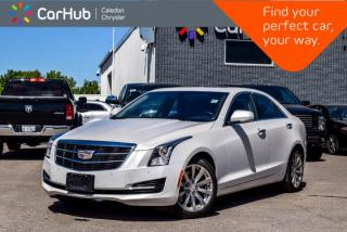 Used 2017 Cadillac ATS Sedan Luxury AWD for sale in Bolton, ON