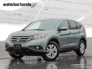 Used 2012 Honda CR-V EX Bluetooth, Back Up Camera, AWD, Heated Seats and more! for sale in Waterloo, ON