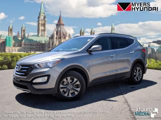Used 2013 Hyundai Santa Fe Sport 2.0 AWD for sale in Nepean, ON