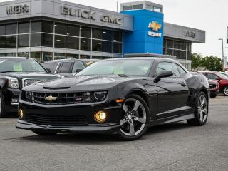 Used 2010 Chevrolet Camaro 2SS, SUNROOF, 6-SPEED, RS PACKAGE for sale in Ottawa, ON