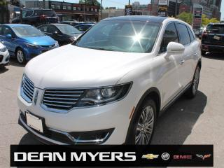 Used 2016 Lincoln MKX Reserve for sale in North York, ON