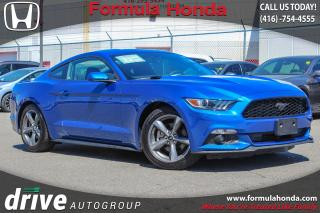 Used 2017 Ford Mustang V6 NEAR BRAND NEW | PRISTINE CONDITION | LOW KM for sale in Scarborough, ON