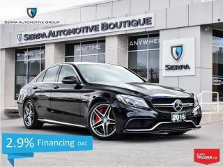 Used 2016 Mercedes-Benz AMG C COVID-19 INSTANT CREDIT, SEE DEALER FOR DETAILS | NO PAYMENTS FOR 90 DAYS OAC for sale in Aurora, ON