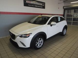 Used 2016 Mazda CX-3 GS AWD CUIR-TOIT for sale in Terrebonne, QC