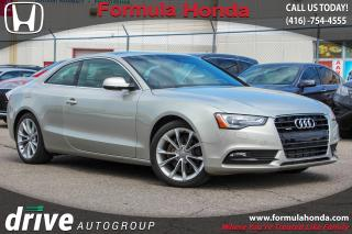 Used 2014 Audi A5 2.0 Technik for sale in Scarborough, ON