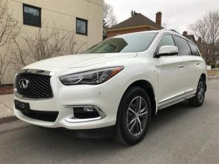 Used 2018 Infiniti QX60 AWD for sale in Ottawa, ON