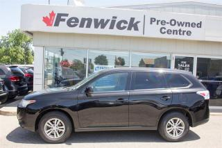 Used 2014 Mitsubishi Outlander 4WD SE for sale in Sarnia, ON