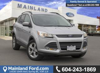 Used 2015 Ford Escape SE *Priced To Sell* for sale in Surrey, BC